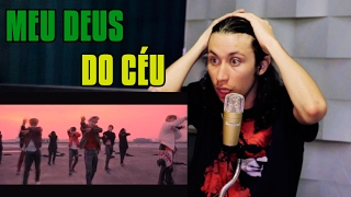 getlinkyoutube.com-[MEU DEUS DO CÉU, BERG] REACT BTS 'Not Today' MV #2199