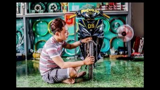 getlinkyoutube.com-Tay Ninh .VN  Racing boy 2016