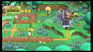 getlinkyoutube.com-New Super Mario Bros. Wii 100% Walkthrough Part 10 - World 5 (5-3, 5-4, 5-5, 5-G, 5-C) Star Coins