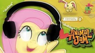 getlinkyoutube.com-Fluttershy plays Animal Jam 🍉 | SO MANY WONDERS!