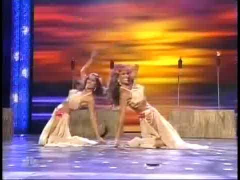The Belly dancers Sadie & Kaya