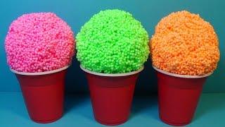 getlinkyoutube.com-3 ICE CREAM surprise eggs!!! Disney PLANES MARVEL Kinder Surprise The SMURFS FURBY mymillionTV