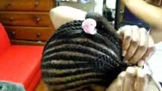 getlinkyoutube.com-(Prt.I ) Crochet / Tree Braid ***#1 attempt*** Braid technique Tutorial
