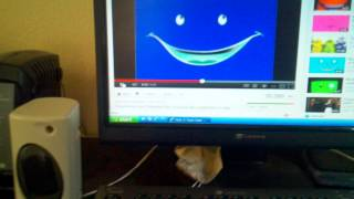 getlinkyoutube.com-Nick jr face Eats A Banana