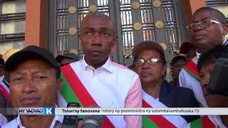 INFOS K MADA:Factuel  DU 24 MAI 2018 BY KOLO TV