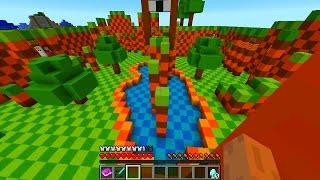 getlinkyoutube.com-Minecraft MARIO Parkour #1 with Vikkstar123 & PrestonPlayz (Minecraft Parkour)