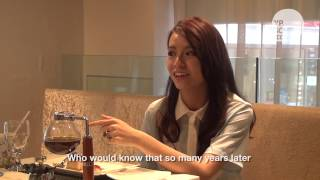 getlinkyoutube.com-Vivian Sung 宋芸樺 on her new film Cafe. Waiting. Love. 等一個人咖啡