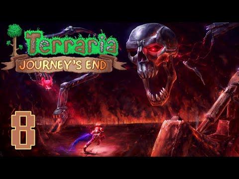 TERRARIA 1.4 Update - JOURNEY'S END #8 [Full Gameplay ITA]