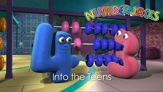 getlinkyoutube.com-NUMBERJACKS   Into The Teens   S1E34