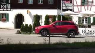getlinkyoutube.com-Mazda CX-3 (2015) im Test - AutoScout24