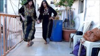 getlinkyoutube.com-Palestinian Dabkeh with Maha- Jerusalem 2013
