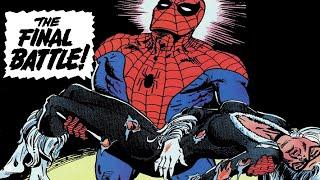 getlinkyoutube.com-Spider man Black Cat Final Battle Animated Episode 02