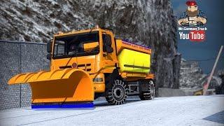 [ETS2 v1.26] Tatra v5.1 & WinterService + ALL DLC´s ready