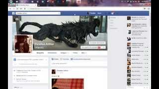 ver fotos privadas,publicaciones etc en facebook sin tener a la persona agregada.
