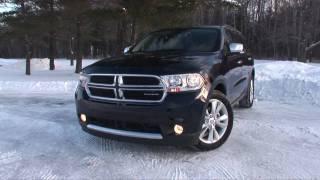 getlinkyoutube.com-2011 Dodge Durango - Drive Time Review