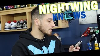 How it Feels Blowing a 3-1 Lead, Fav. Nike LeBron Model | Nightwing Knows