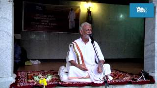 getlinkyoutube.com-Walk of Hope 2015-16 | Daily Satsangs | March 10, 2015 | Shri Gopala Krishna Temple, Kottur