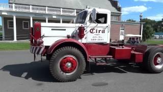 Autocar Trucks at ATHS Springfield 2012