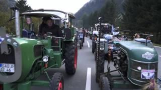 getlinkyoutube.com-Oldtimer traktor WM 2014 Grossglockner /1