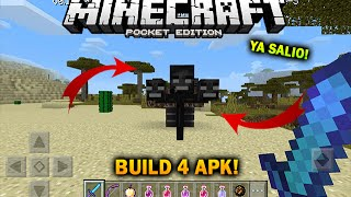 getlinkyoutube.com-DESCARGAR MINECRAFT PE 0.16.0 BUILD 4 - APK OFICIAL - 1 LINK MEDIAFIRE
