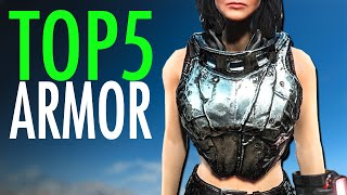 getlinkyoutube.com-Fallout 4 Best Rare and Unique Armors