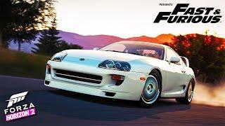getlinkyoutube.com-FORZA Horizon 2: FAST & FURIOUS 7 Car Pack DLC - Customizing & RACING - Forza Horizon 2 (FURIOUS 7)