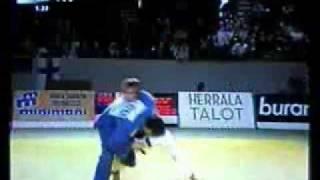 JUDO 2006 European Championships: Armen Nazaryan (ARM) - Craig Fallon (GBR)