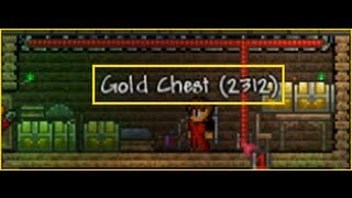getlinkyoutube.com-Terraria how to get lots of gold fast and easy [Patched] Works on Mobile version