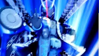 getlinkyoutube.com-ガンバライジング フーディーニゴーストアイコンでプレイ 仮面ライダーゴースト スペクターフーディーニ魂