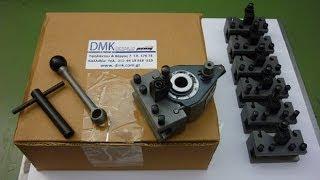 getlinkyoutube.com-Optimum D180x300 Quick Change Tool Post SWH-AA