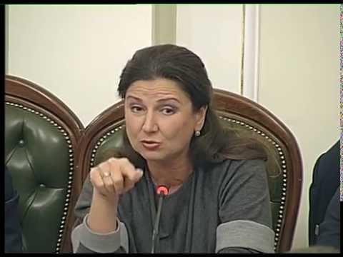 Инна Богословская: мы должны помочь проявиться новым лидерам на Донбассе