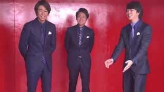 getlinkyoutube.com-日本郵便 【CMメイキング】