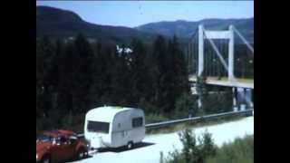 getlinkyoutube.com-Die Reise zum Nordkap 1975 (RMX) A journey to the North Cape in Norway in 1975 (Ein Super-8-Film)
