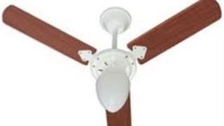 getlinkyoutube.com-Como instalar um ventilador de teto passo a passo