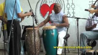 getlinkyoutube.com-Homenaje a Chano Pozo, Tata Guïnes, Papín y Anga