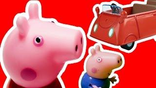getlinkyoutube.com-Мультфильмы для детей Свинка Пеппа на русском. Новый мультик 2015 Peppa Pig.