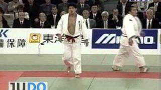 getlinkyoutube.com-JUDO 2002 All Japan: Kosei Inoue 井上 康生 (JPN) - Yasuyuki Muneta 棟田 康幸 (JPN)