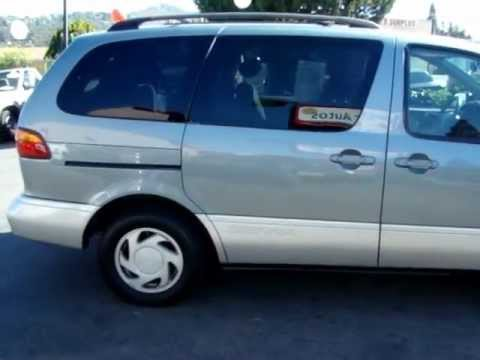 2000 Toyota Sienna Research