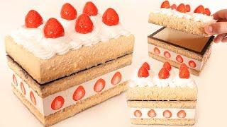 getlinkyoutube.com-Strawberry Shortcake Deco Box ● DIY