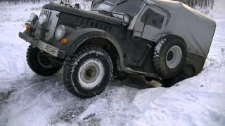 getlinkyoutube.com-GAZ 69 OFF ROAD awesome (PART 3)