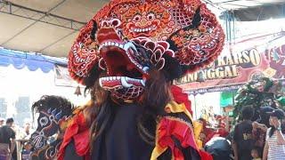 #Jaranan Angkerr!!! Detik2 Jathilan Singo Barong Ndadi di Sleman