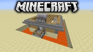 getlinkyoutube.com-Minecraft - 5 Cách Bảo Vệ Nhà Trong Minecraft