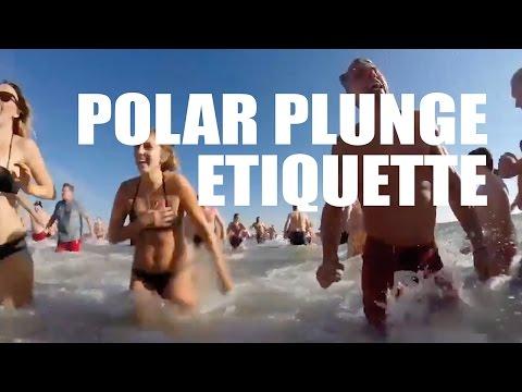 Polar plunge etiquette: 5 tips for a proper dip