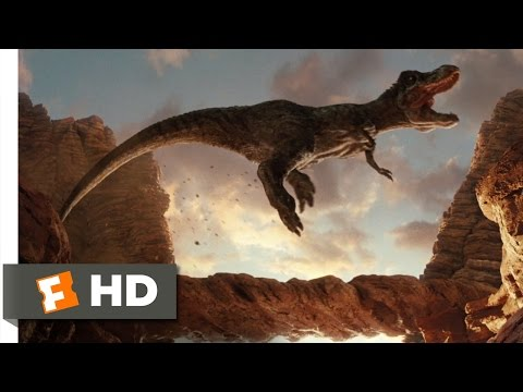 Land of the Lost (4/10) Movie CLIP - Walnut-Sized Brain (2009) HD