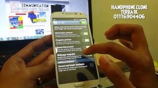 getlinkyoutube.com-Samsung Galaxy S4 Clone Superking v3 Air Gesture + Eye Sensor HCT