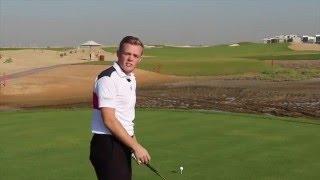 Al Zorah Golf Club Match Play   Hole 1