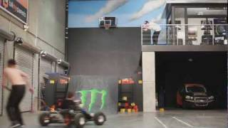 getlinkyoutube.com-DTA POSSE SKATE TEAM TAKE OVER ROB DYRDEK'S FANTASY FACTORY