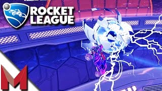 ROCKET LEAGUE DROPSHOT -=- MORE 3v3 ACTION w/ EXHILER8 and MistahSpook! -=- Ep150