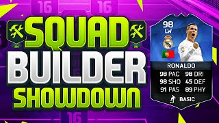 getlinkyoutube.com-FIFA 16 SQUAD BUILDER SHOWDOWN!!! TEAM OF THE YEAR RONALDO!!! 98 Rated TOTY CR7 Squad Builder