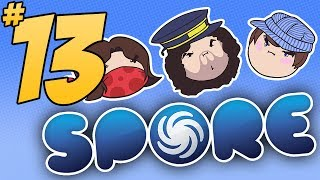 Spore: Born to Be Wild - PART 13 - Steam Train